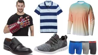 Daily Deals: 'Avengers: Endgame' Power Gauntlet, Dress Shoes, Columbia Sale, Banana Republic Clearance And More!