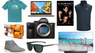 Daily Deals: Mirrorless Cameras, Nerf Guns, Timberland Shoes, Hugo Boss Sunglasses, Backcountry Sale And More!