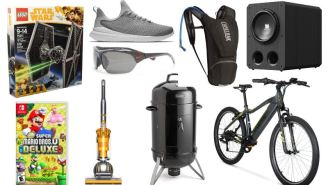 Daily Deals: Electric Hybrid Bikes, Grills, Smokers, Nike Clearance, Marmot Sale And More!