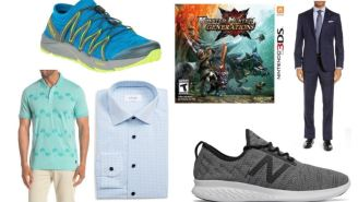 Daily Deals: 65-Inch TVs, adidas UltraBoost Sneakers, Merrell Shoes, Polo Shirts, Nordstrom Half Yearly Sale And More!
