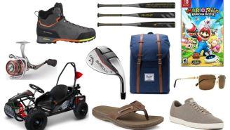 Daily Deals: Go Carts, Fishing Gear, Marmot, Sorel, Golf Equipment, Baseball Bats, Eddie Bauer Sale And More!