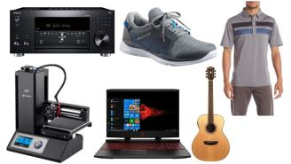 Daily Deals: Oakley Sunglasses, 3D Printers, Golf Shirts, Receivers, Columbia Clearance, Michael Kors Sale And More!