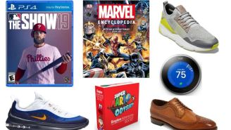 Daily Deals: Marvel Encyclopedia, True Religion Jeans, Finish Line Sale, Cole Haan Clearance And More!