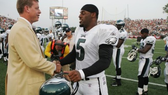 Donovan McNabb Calls Out Troy Aikman To State His Own Case For The Pro Football Hall Of Fame
