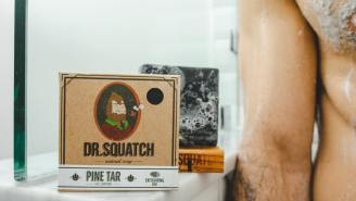 5 Reasons Why You Need To Snag Yourself Some All-Natural Dr. Squatch Soap