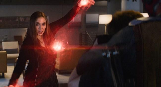 Elizabeth Olsen Spoiled 'Infinity War' And 'Endgame' Two Years Ago