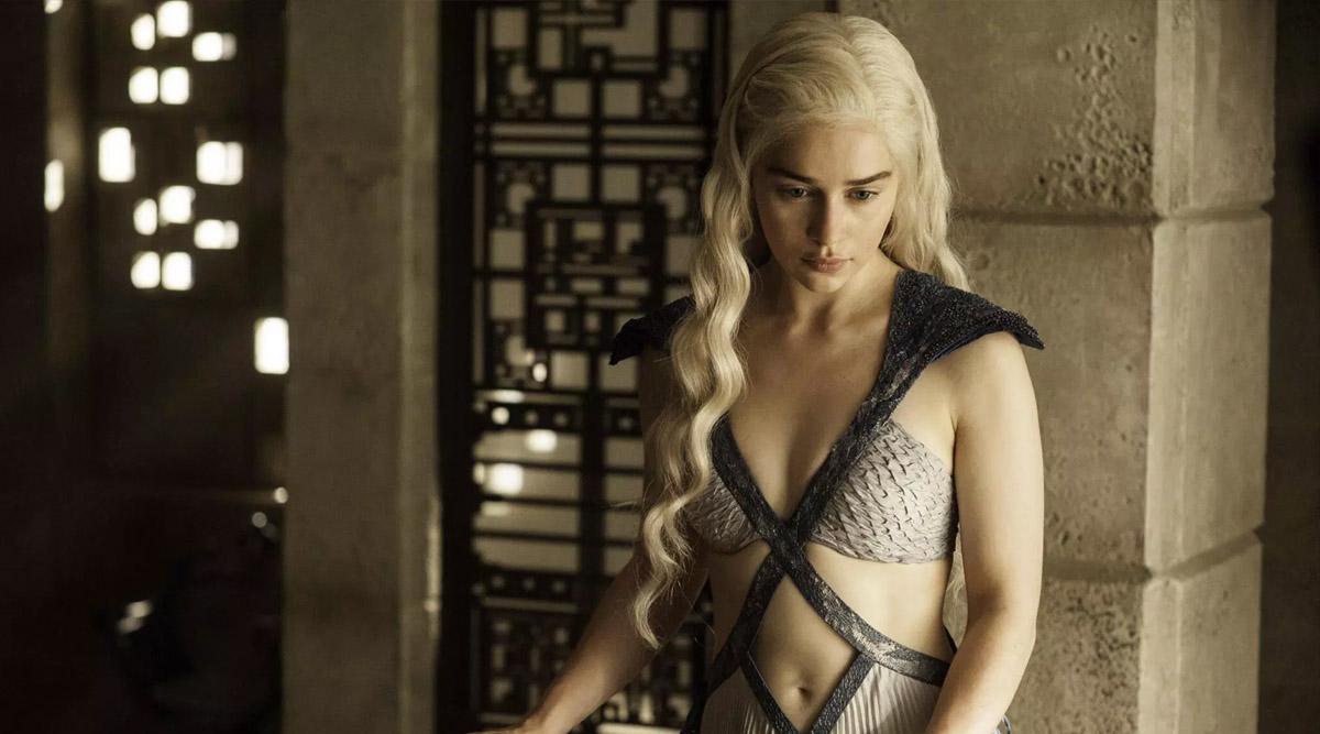 Clarke nude emilia got Emilia Clarke