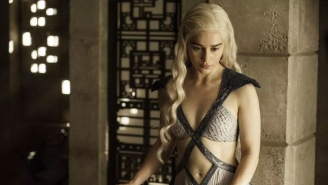Emilia Clarke Said She Was Pressured Into Doing 'Game Of Thrones' Nude Scenes And Had 'Fights On Set' About Nudity