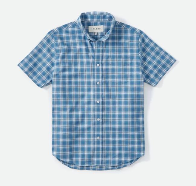 Emilio Short Sleeve shirt from Lisboa
