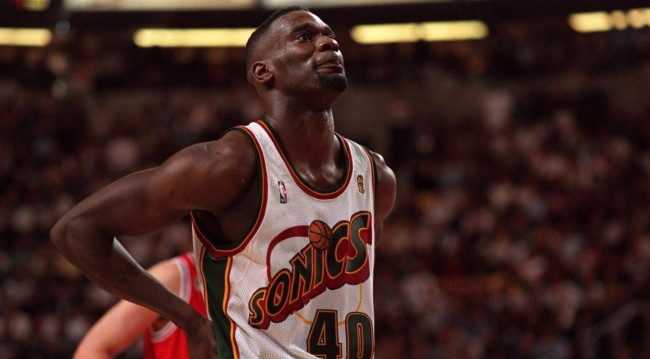 Ex-NBA Star Shawn Kemp Selling Lakefront Estate Mansion Near Seattle