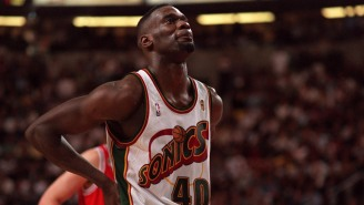 Check Out The HUGE Lakefront Estate And Mansion Ex-NBA Star Shawn Kemp Is Selling Near Seattle