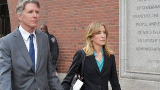 The First Big Name In The College Admissions Scandal Is About To Plead Guilty And They're Looking At An Insane Prison Sentence