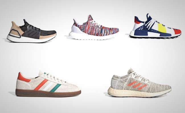 vide adidas shoes need this summer