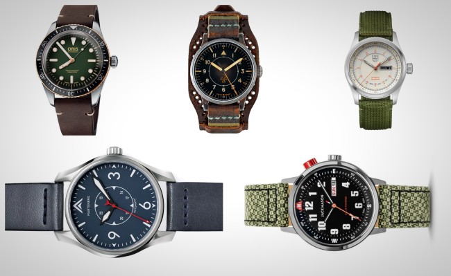 five watches must have 2019