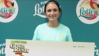 Florida Woman Wins $1 Million In The Lottery Then Gets Arrested In Major Drug Bust