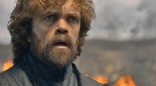 Tyrion Lannister Game of Thrones Episode 5 Season 8 Kings Landing The Bells Ratings