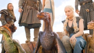 'Game Of  Thrones' Fan Theory Says There Are 3 Baby Dragons Coming And The Show's Intro Proves It