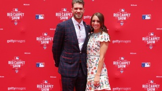 Instagram Model Attempts To Slide Into Bryce Harper's DMs But Accidentally Messages His Wife Instead And Gets Immediately Put On Blast