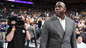 Bombshell ESPN Report Describes Magic Johnson As A 'Fear Monger' Bully Who Gave Lakers Staffers Frequent Panic Attacks