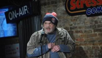 SH*T! Artie Lange Reportedly Arrested For Violating Probation After 100-Plus Days Sober