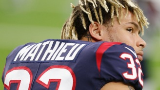 Tyrann Mathieu Just Showed Up Every Man In America By Proposing To His Girlfriend With Blinding $250,000 Ring