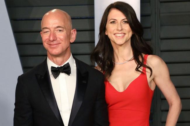 MacKenzie Bezos, worth nearly $37 billion, will give half her fortune to charity