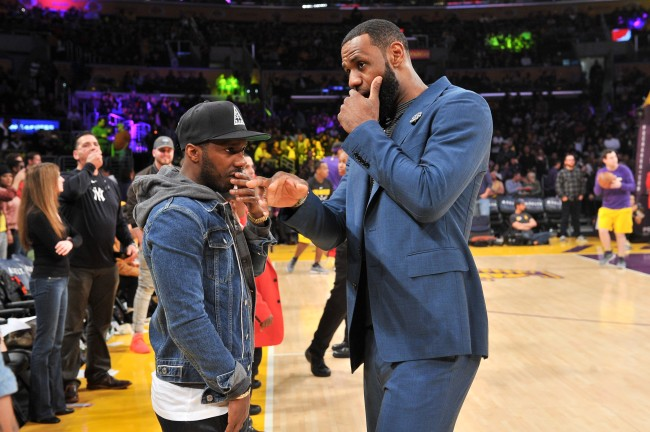 LeBron James Agent Rich Paul Complained To NBA Commissioner Adam Silver About Luke Walton