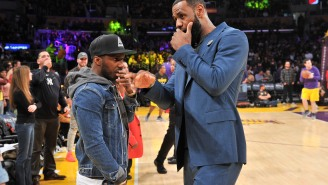 LeBron James' Agent Rich Paul Reportedly Complained To NBA Commissioner Adam Silver About Luke Walton During Season