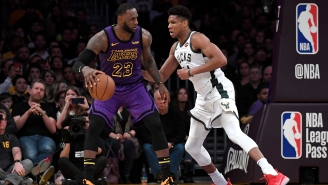 One Of The Reported Reasons The Lakers Hired Jason Kidd As An Assistant Coach Was To Attract Giannis Antetokounmpo To L.A. When He Becomes A Free Agent