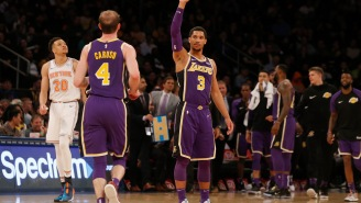 Things Could Get Awkward Between Josh Hart And New Lakers Head Coach Frank Vogel After Hart Blasts Analytics In Rant