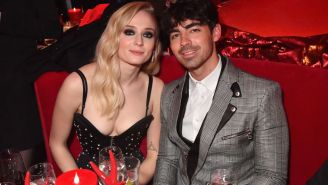 'Game Of Thrones' Star Sophie Turner And Joe Jonas Get Married By Elvis Impersonator In Las Vegas Wedding