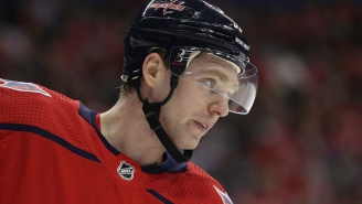 Video Shows Capitals' Evgeny Kuznetsov Sitting Next To What Appears To Be Lines Of Cocaine In Hotel Room, Team Releases Statement