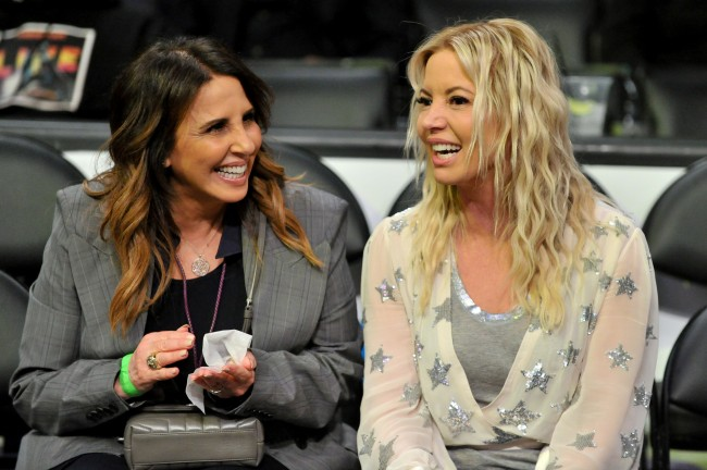 Linda Rambis Is Reportedly Secretly Running The Lakers