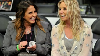 NBA Execs Around The League Believe 'Shadow Owner' Linda Rambis Is Secretly Running The LA Lakers Behind The Scenes