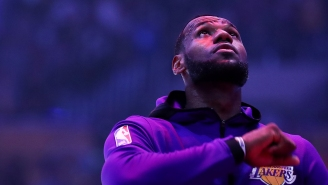 People Close To Lakers Owner Jeanie Buss Are Reportedly 'Imploring' Her To Trade LeBron James