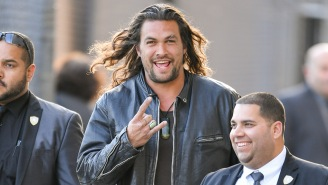 Jason Momoa Shares Throwback 'Game Of Thrones' Photo When He Was Too Broke To Fly Home During Filming