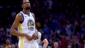 Kevin Durant Blasts FS1 Host Chris Broussard And Calls Him A Liar For Saying That They're Friends And Text All The Time