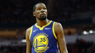 Kevin Durant Fires Back At Chris Broussard On Twitter Over Dumb Hot Take