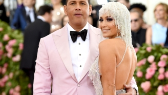 A-Rod Went To Brutal Lengths To Lose 6.5 Pounds In Two Days To Fit Into The Suit J-Lo Forced Him To Wear To The Met Gala