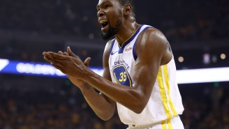Kevin Durant Has Reportedly Made Calls To Other Players To Tell Them That He's Joining The Knicks Next Season