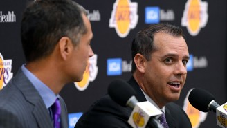 Frank Vogel's Introductory Lakers Press Conference Got Extremely Awkward After Reporter Asked Question About Team's Previous Coaching Candidates
