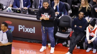 Drake Fires Back At Mallory Edens After She Tried To Troll Him With Pusha T Shirt During Game 5
