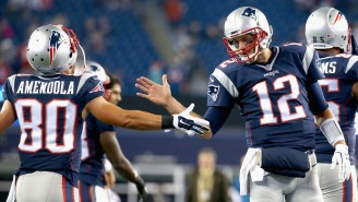 Tom Brady And Danny Amendola Were Casually Dropping $100k Prop Bets After Kentucky Derby