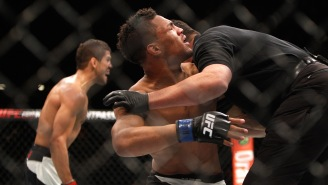 UFC's Kevin Lee Describes The Borderline Psychotic Technique He Used To Cut 20 Pounds In 24 Hours