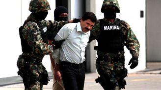 US Government Says El Chapo's Recent Demands Are A Last-Ditch Prison Escape Attempt