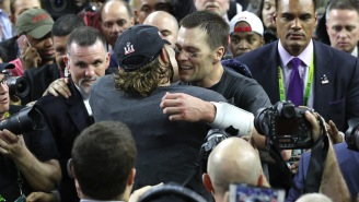 Chris Long Describes How Tom Brady Blew Him Away During Long's Super Bowl-Winning Season With The Patriots