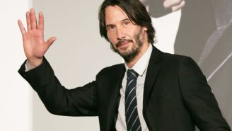 Awesome Story About A Fan Getting An Autograph From Keanu Reeves Goes Viral On Twitter For All The Right Reasons