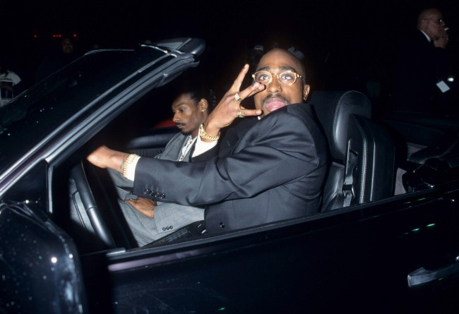 Tupac Shakur conspiracy theory says the rapper didn't die and is in 2006 rap music video