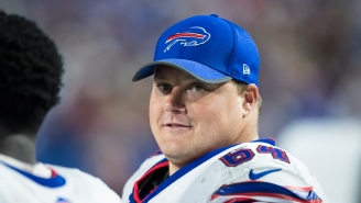 Richie Incognito's Disturbing Incident With His 90-Year-Old Grandmother Should Frighten The Oakland Raiders