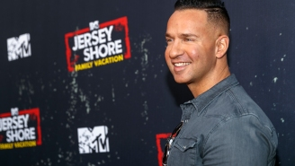 Mike 'The Situation' Sorrentino Is Looking Particularly Yoked In The First Photos Posted From Prison